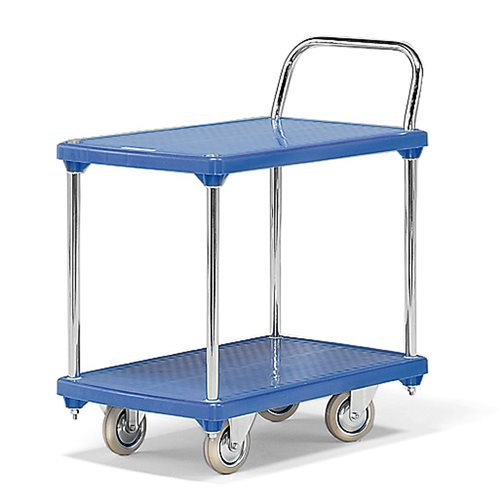 Heavy Duty Shelf Trolley Heavy-duty Plastic Shelf