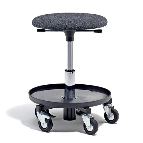 Wheel-stool ESD