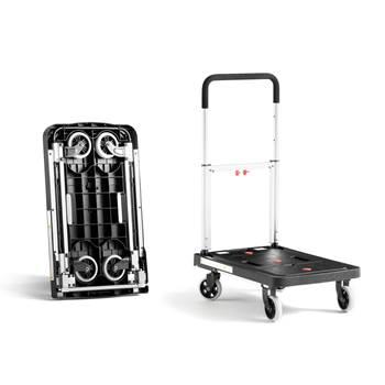 Folding platform trolley: 150kg