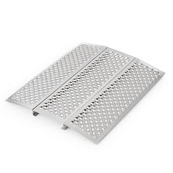 Aluminiowy pomost najazdowy