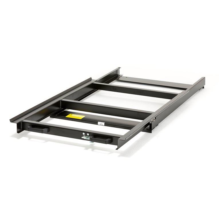 Pull-out pallet cradle: beam model: 700kg