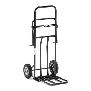 3-in-1 refuse sack trolley