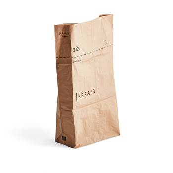 Papperssäck, 50 st, 125 liter