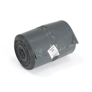 Plastposer 50 stk