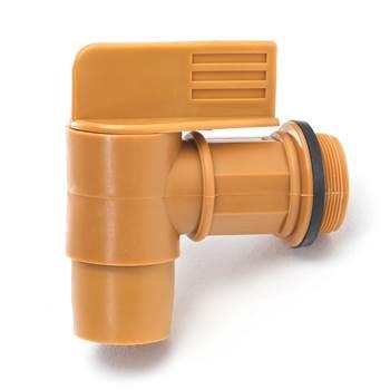 """Plastic drum tap, 2"""" BSP"""