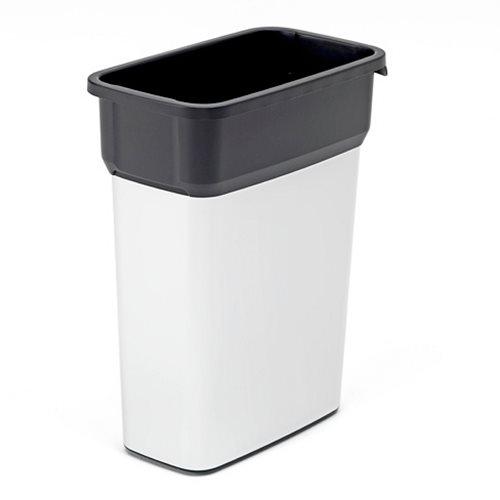 Recycling waste sorting bin