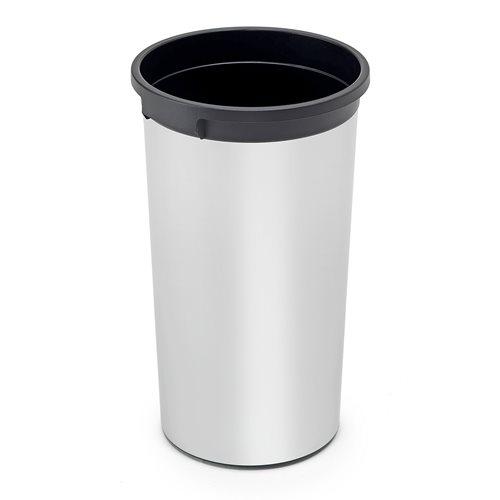 Round waste bin: 50 L