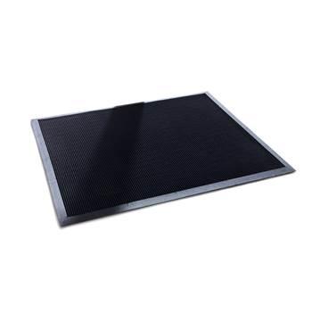 Entrématta, 800x600 mm, svart