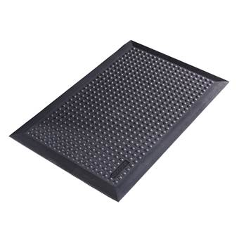 ESD anti-fatigue mat, 600x900 mm, black