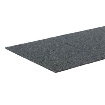 Tvinn entrance mat, per metre, w/o rubber underside, W 1200 mm, grey