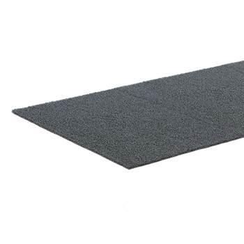 Skrapmatta, 6000x1200 mm, grå