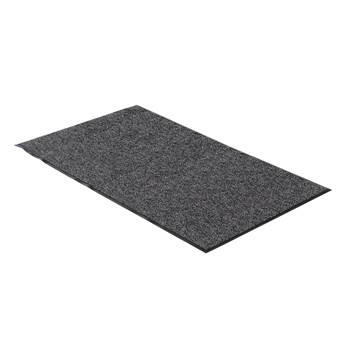 Entrématta, 1800x1200 mm, grå