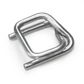 Metal buckle, 1000-pack, max. 13 mm band