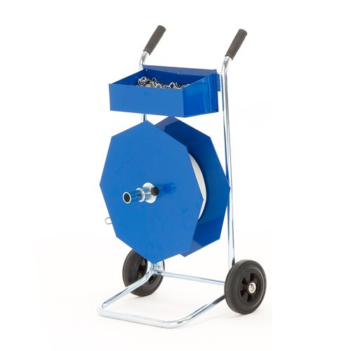 Universal strapping stand: PP-band/Wg-band