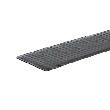 Oil resistant workplace mat, full roll, 700x10000 mm, black