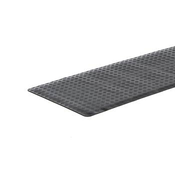 Oil resistant workplace mat, full roll, 1000x10000 mm, black