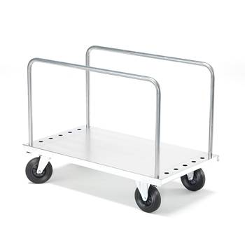 Board trolley, 500 kg load, 1250x700x945 mm