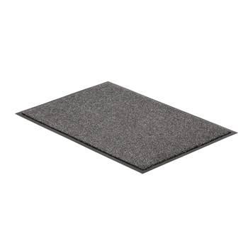 Entrématta, 900x600 mm, antracitgrå