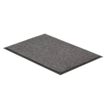 Entrématta, 1500x900 mm, antracitgrå