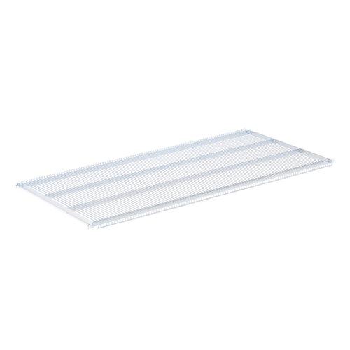 Shelf without edging: L1250 x W600mm