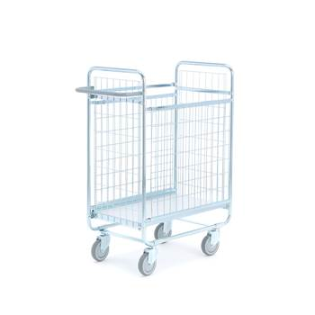 Parcel trolley: L 800 mm