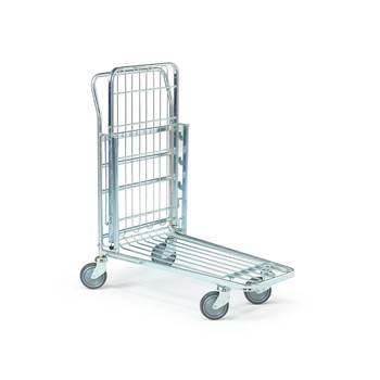 Variation store trolley , 130 kg load