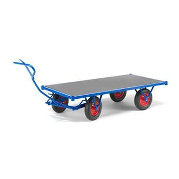 Kuljetusvaunu, 2000x1000 mm, sininen
