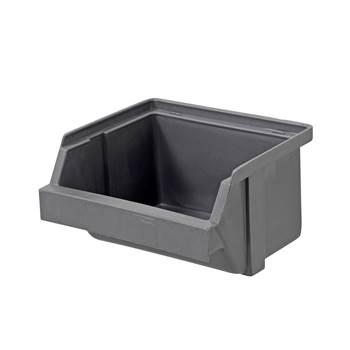 Laatikon pidike, sisältäen laatikon, 5 kpl