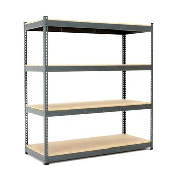 Combo shelving system, basic unit, 1980x1840x620 mm