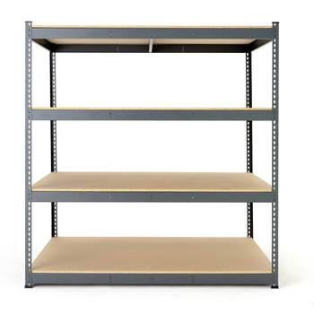 Combo shelving system, basic unit, 1980x1840x1230 mm