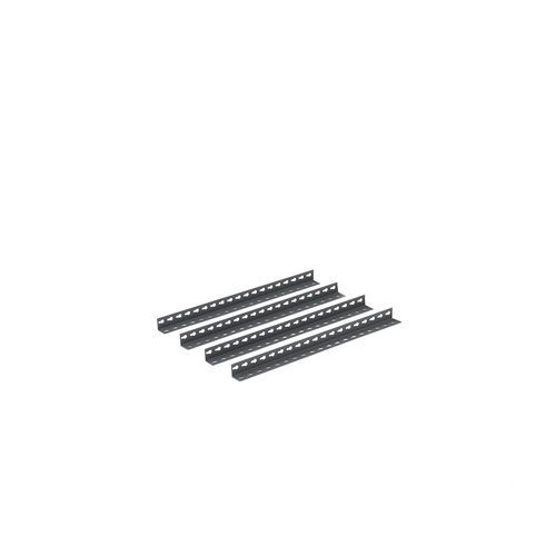 Upright for 'Combo' shelving system: 915 mm, 4-pack