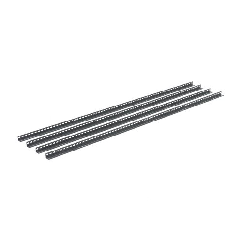 Upright for 'Combo' shelving system: 2440 mm: 4-pack