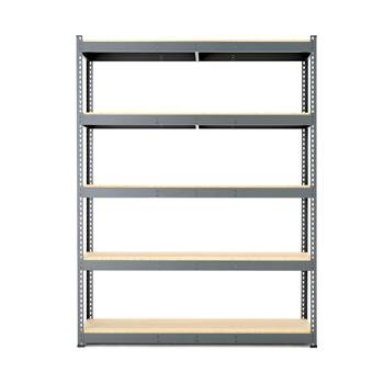 Combo shelving system, basic unit, 2440x1840x775 mm