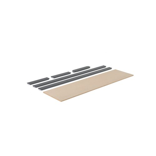 Extra shelf for 'Combo' shelving system: 1840x470 mm