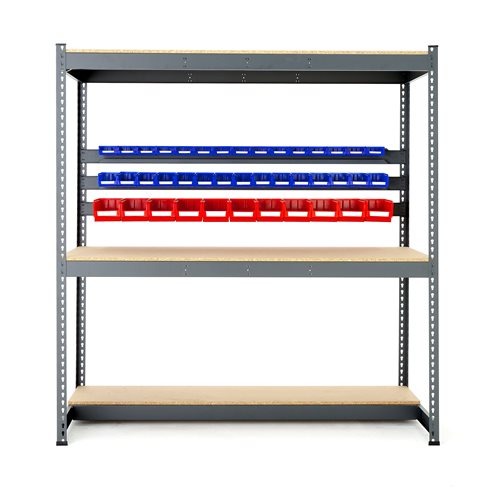 Combo shelving system: package deal