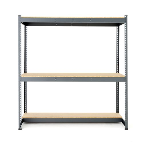 'Combo' shelving system: 1 section