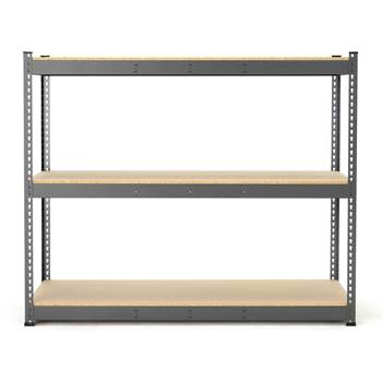 Combo shelving system, basic unit, 1530x1840x775 mm