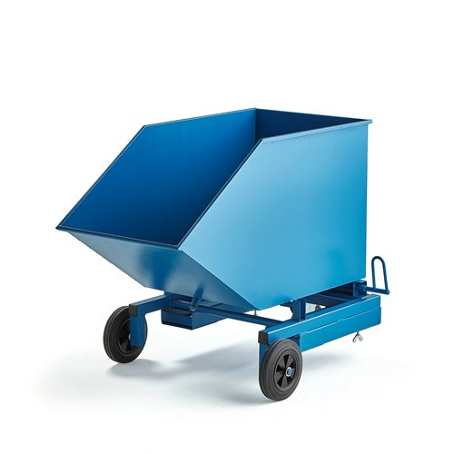 Mobile tipping skip
