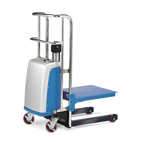 Electric mini lifter: 1500 mm: 400 kg