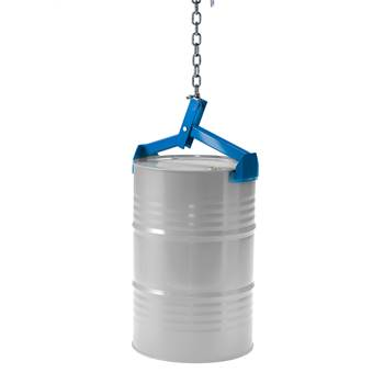 Drum lifter, vertical, 350 kg load