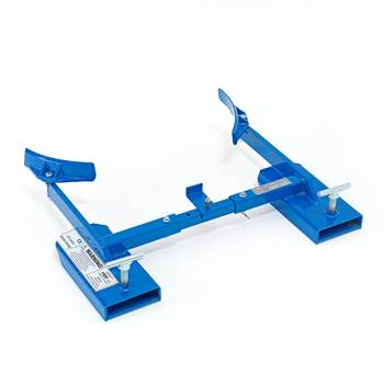 Drum clamp, single, 450 kg load