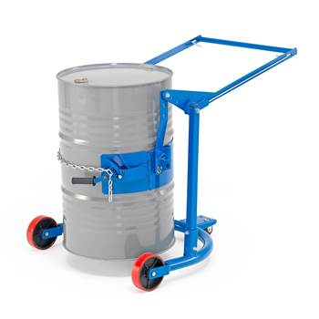 3-in-1 drum carrier: 364kg