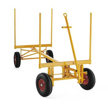 Long trolley, 2500 kg, 1750x2950 mm