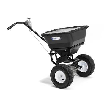 Multi purpose spreader, 1050x700x775 mm, 25 L
