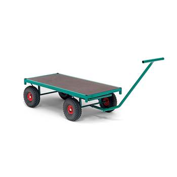 Teretna kolica: D1200 x Š670mm:  650 kg