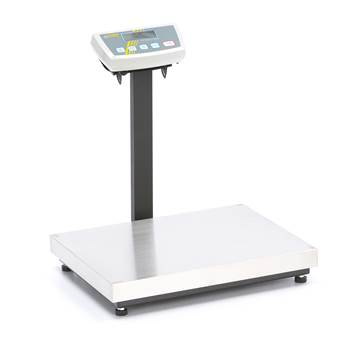 Floor scales, 150 kg load, 50 g (EU plug)