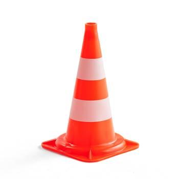 Traffic cone, H 500 mm
