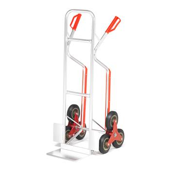 Stair trolley, 150 kg load, 470x1160 mm