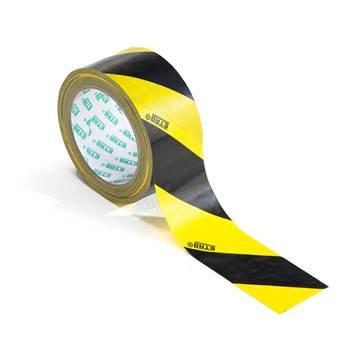 Hazard warning floor tape