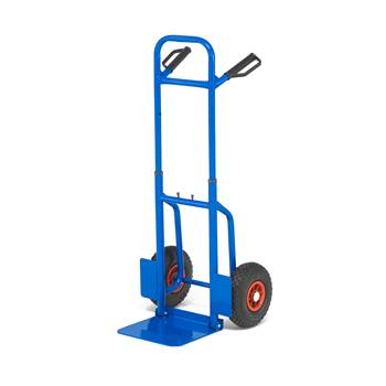 Collapsible warehouse cart, 150 kg load